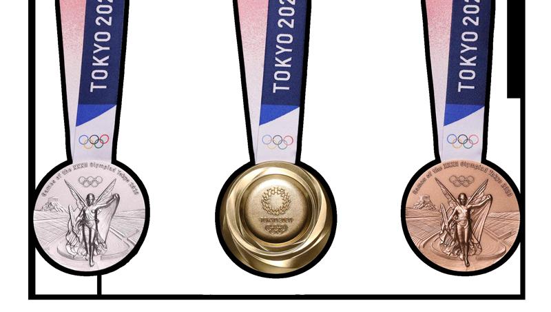 Las Olimpiadas más verdes de la historia
