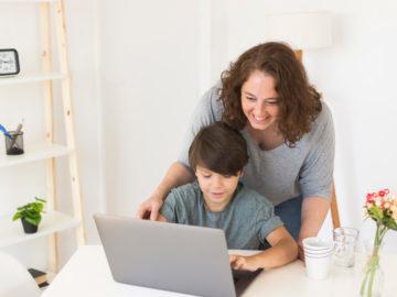 Cuidemos la seguridad de los pequeños en Internet