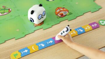Juguetes tecnológicos y habilidades del futuro